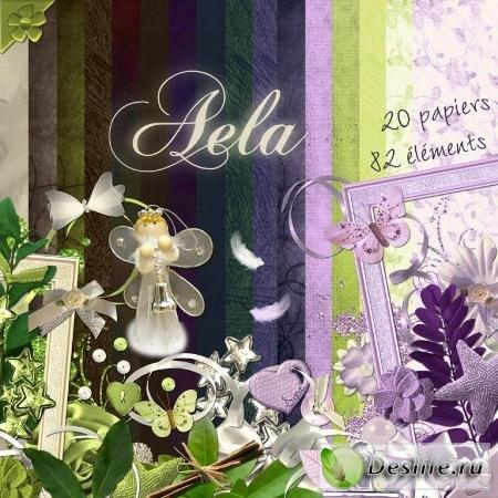 Скрап-набор – Aela