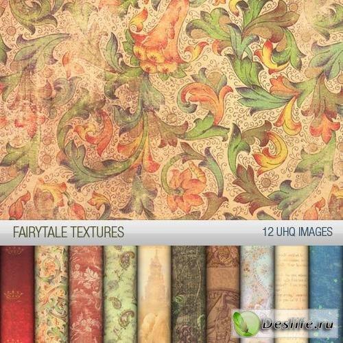 Клипарт – Fairytale Textures