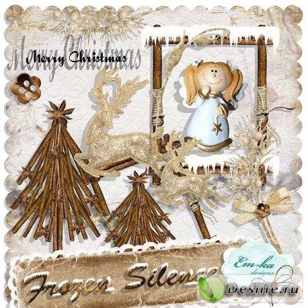 Скрап-набор – Merry Christmas
