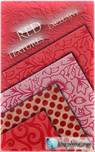 Текстуры Exclusive Red