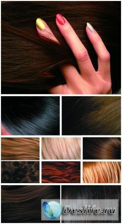 Набор текстур - Волосы