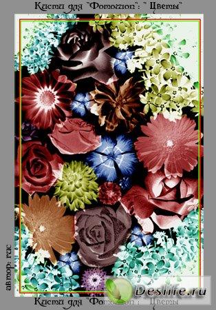 Кисти для Фотошоп: Цветы