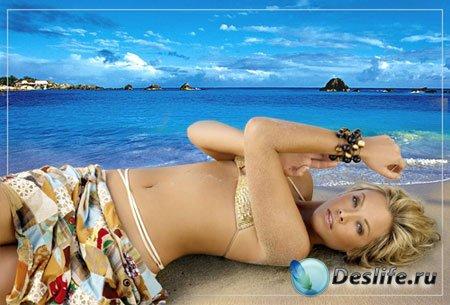 Костюм для фотошопа: География морских путешествий