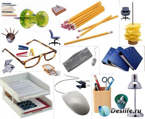 Элементы офисного дизайна - Большой набор качественного клипарта