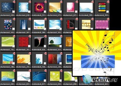 Абстрактные фоновые изображения