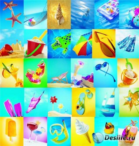 Летний день (Summer day mark)