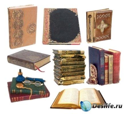 Клипарт – Фотоальбомы и книги