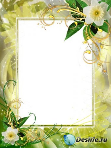 Нежность - Рамка для фотошопа