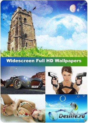 Widescreen Full HD Wallpapers (part 56)