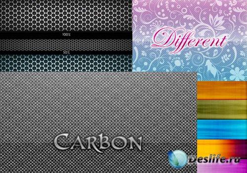 Carbon - Текстуры для фотошопа
