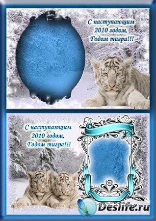 Фоторамки - Год тигра!