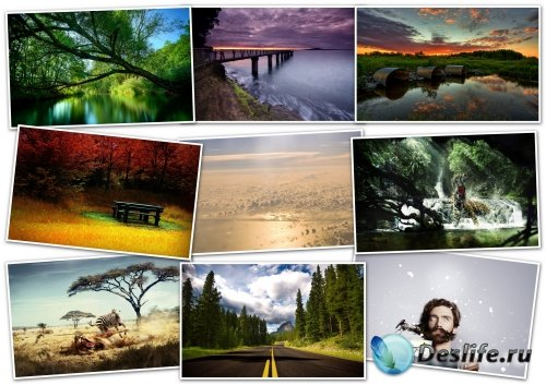 Обои - Wallpapers Pack (78)