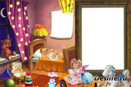 Рамочка - Детская комната