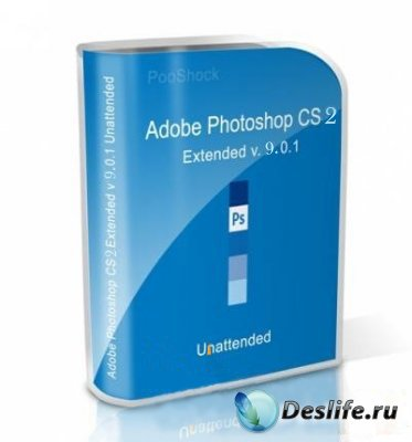 Adobe Photoshop CS 2 v.9