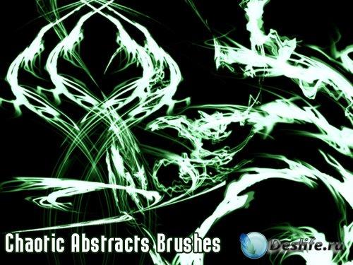 Абстрактные кисти для Photoshop