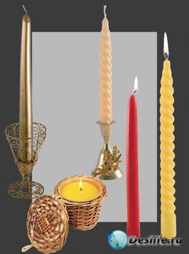 Светильники и лампы - Клипарт