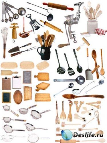 Кухонные принадлежности - КлипАрт