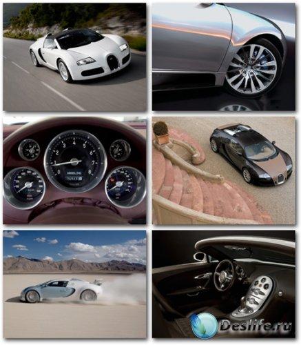 Обои - Bugatti Collection