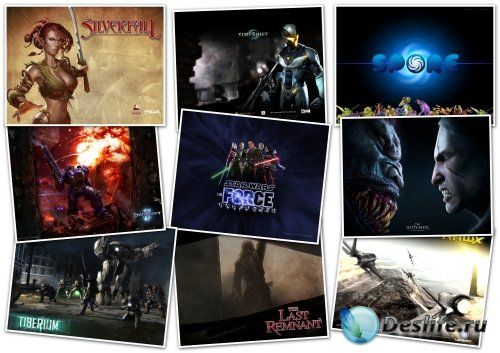 Обои - Games wallpaper collection Pack (105)
