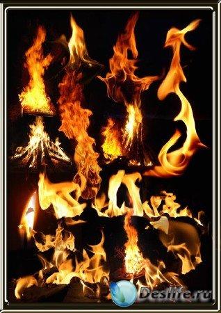 Клипарт - Огненный