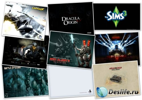 Обои - Games wallpaper collection Pack (106)