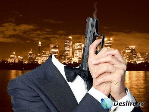 Костюм для фотошопа – Стой стрелять буду
