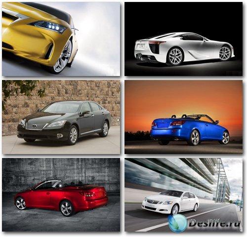 Обои - Lexus Collection