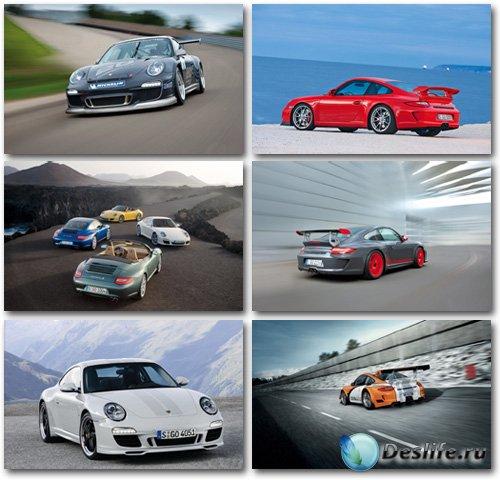 Обои - Porsche 911 Collection