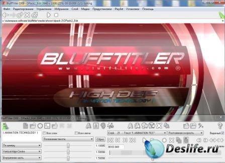 Bluff Titler DX9 v.8.0