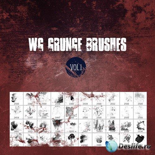 WG Grunge Brushes