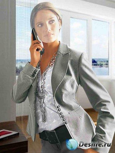 Костюм для фотошоп – Бизнес леди