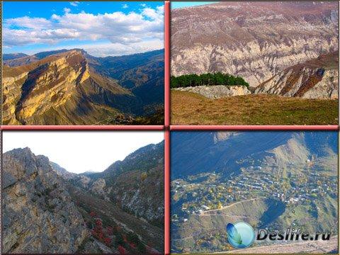 Клипарт – лучше гор могут быть только горы