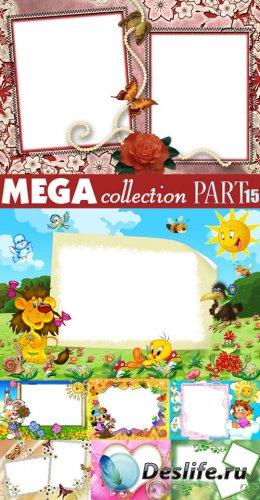 Рамки - Mega collection part 15