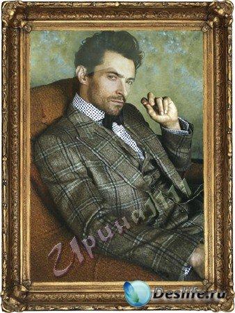 Костюм для Photoshop - Портрет мужчины