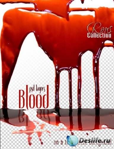 Rons Collection – Blood