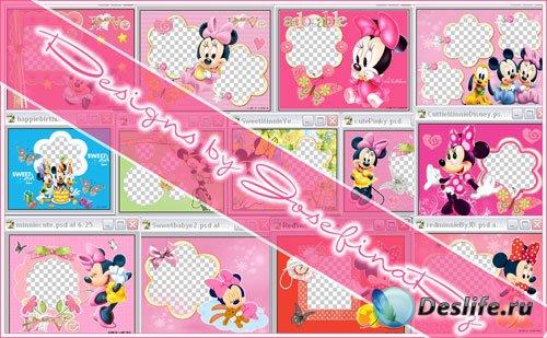 Рамки Walt Disney