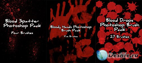 Blood Brush Pack