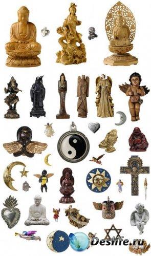 Религиозные символы - КлипАрты