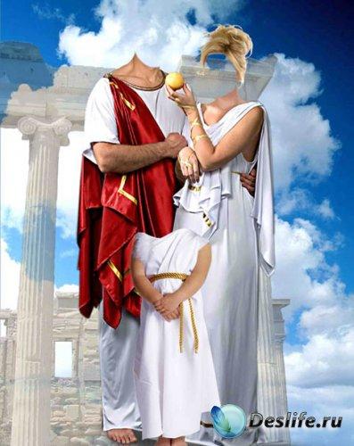 Костюм для фото – Боги Олимпа