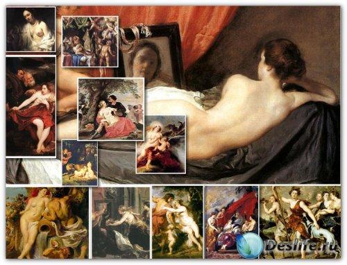 живопись 17 века: