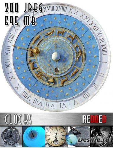 Часы и будильники - КлипАрты