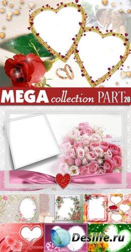 Рамки - Mega collection part 20