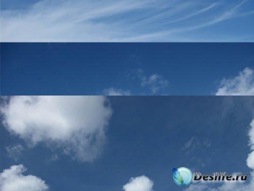 Фоны для Фотошопа - Небо