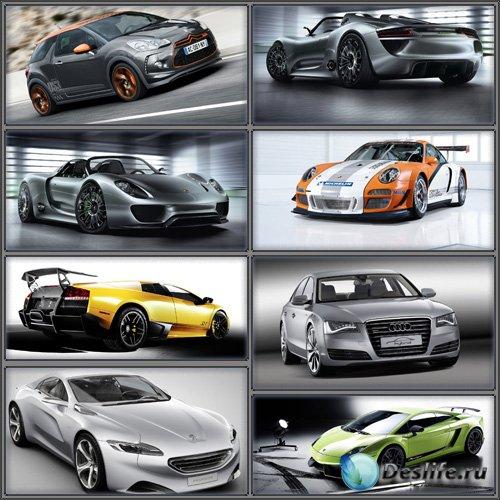 Автомобили и Концепты 2010-2011