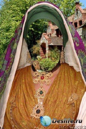 Костюм для Фотошопа - Сардский костюм 4