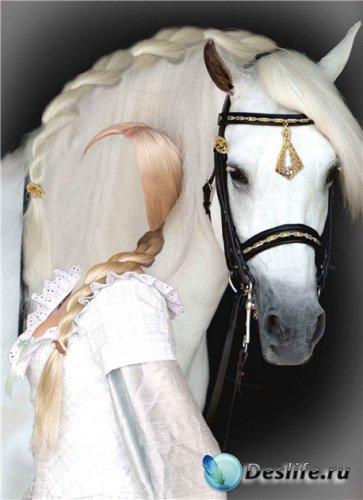 Костюм для фотошопа – Моя лошадка