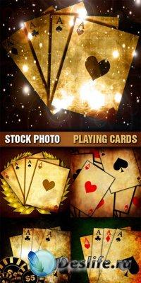 Фотоклипарт - Playing Cards / Игральные карты