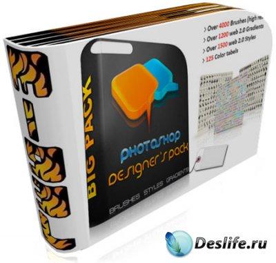Дизайнерский набор для Photoshop (PhotoShop Designers Pack)