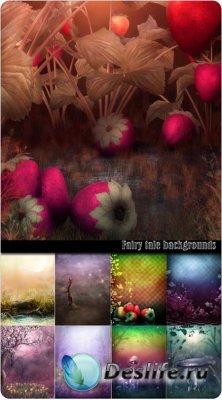 Сказочные фоны / Fairy tale backgrounds