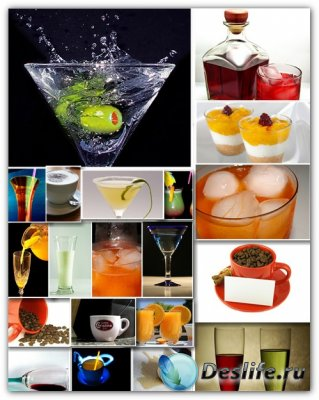 Klipart - Drinks | Клипарт - Напитки